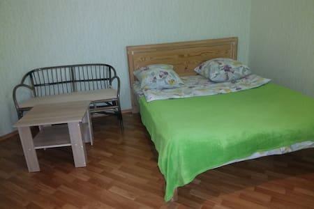 Просторная квартира в новострое посуточно Чернигов - Chernihiv - Lakás