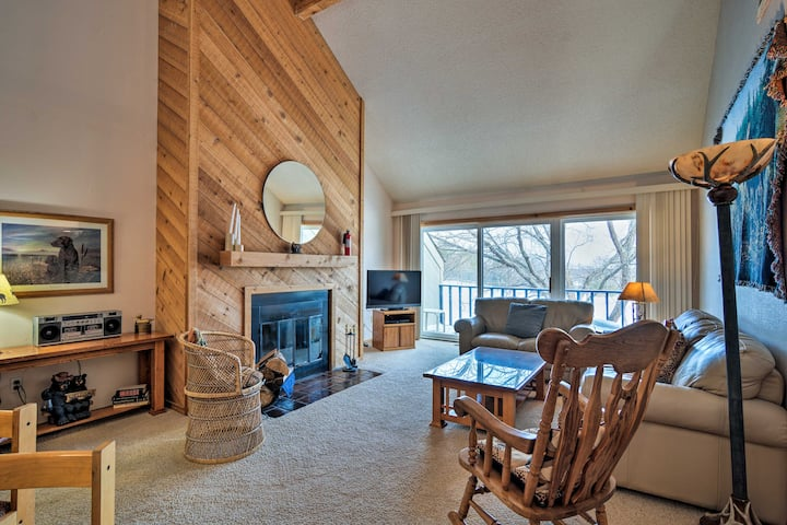 Townhome on Summit Mtn - Skier's Dream!