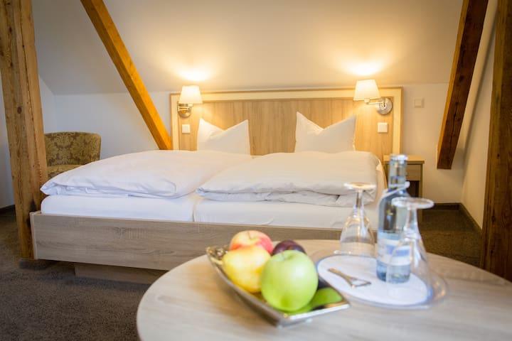 Doppelzimmer Komfort Villa Ingeborg