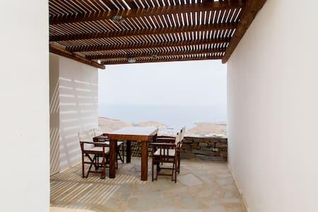Akontius, Traditional Villa in Kea - Ioulis - Casa de camp