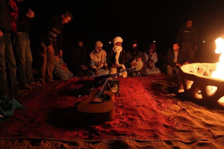 Tente Glamping du Desert 5