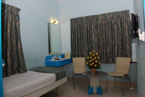 Hotel Pandian  Monthly Rental Non Ac Standard Room
