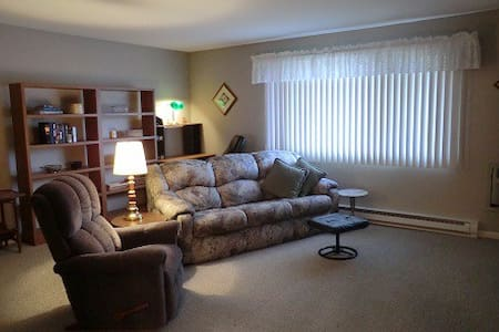 Quiet condo while away from home - Schererville