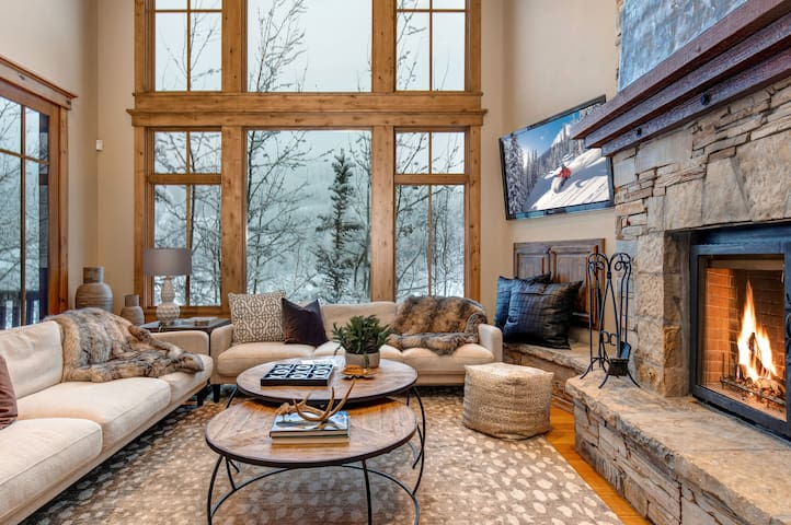 New Listing! Benoit Lookout: Private Ski Shuttle