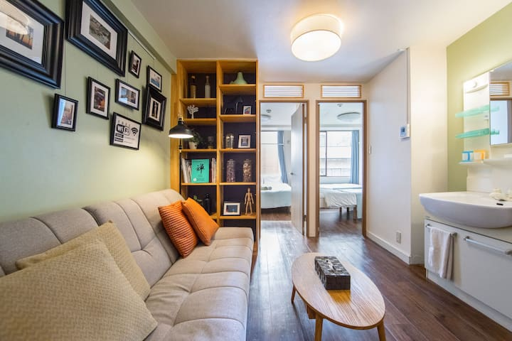K32-Legal condo up to 7ppl /Wi-Fi