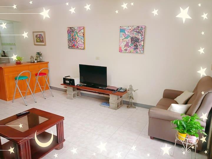 ¤ 藝術小屋 ¤ 作為¤畫室¤ 民宿💜每位收費單人/800, 雙人以上/500/1人