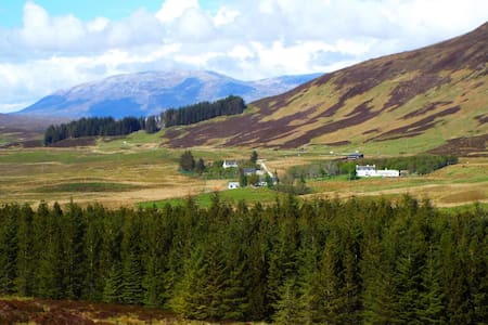 Highland Cottage With Stunning Views on NC500