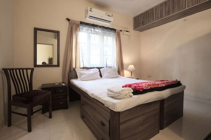 One BHK with pool in Calangute. - calangute  - Appartement