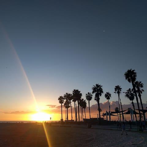 Livin' in a walkers paradise - Santa Monica - Apartment