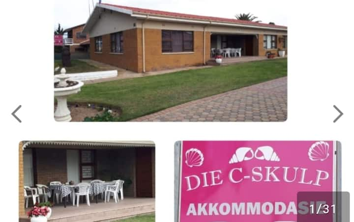 DIE C SKULP SELF CATERING ACCOMODATION