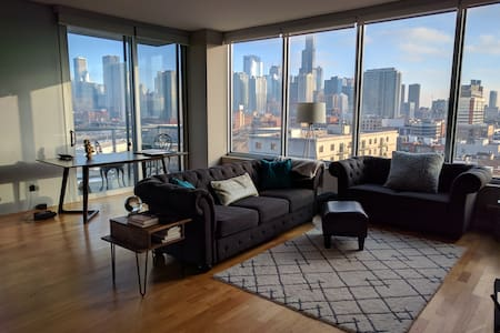 Luxury living w/ sweeping views of the Windy City - Chicago