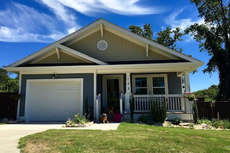Cozy 4Br/4Bath Craftsman Minutes from Downtown! - Durham - Talo