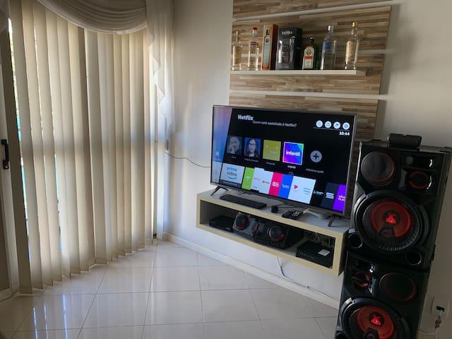Apartamento  Mobiliado Mogi Guaçu, Centro