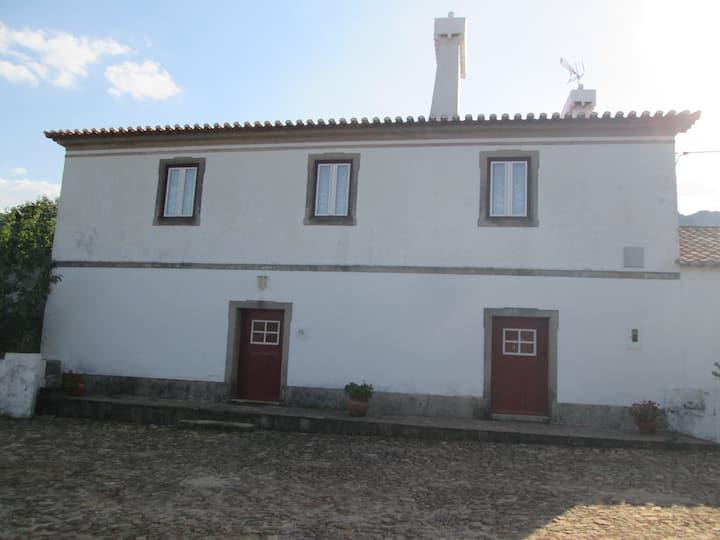 Casa do Meio (1st floor): Marvão/Cast.Vide