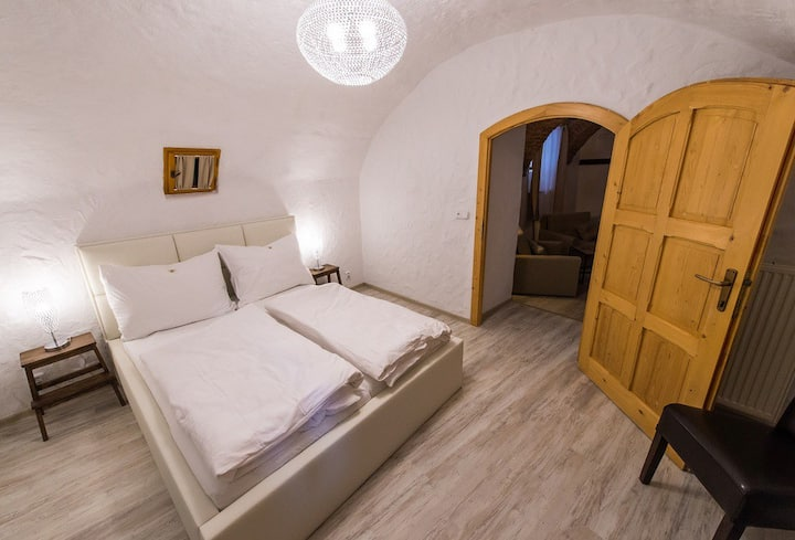 Double room in the centre of Cesky Krumlov