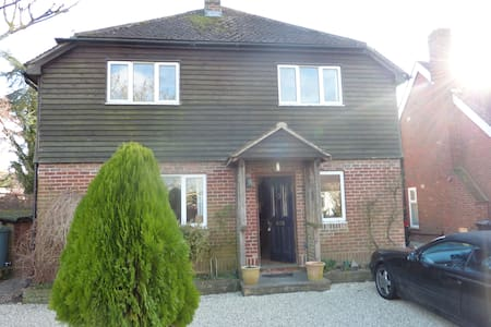 Family Home in Bosham - Bosham - Bed & Breakfast