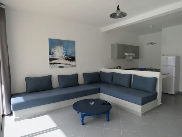 Alohaimsouane first floor2 sea view - Imsouane - Apartament