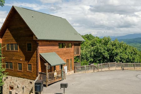 Cabin with Spectacular Views - Sevierville - Srub