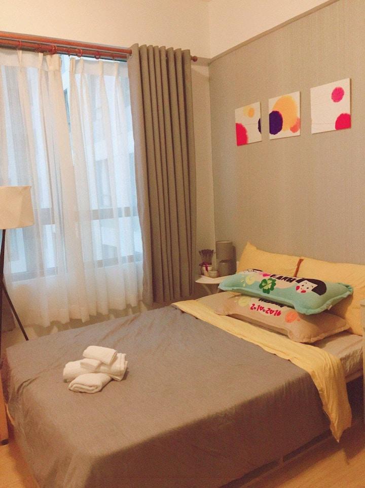 Cozy private room at Masteri Thao Dien D2