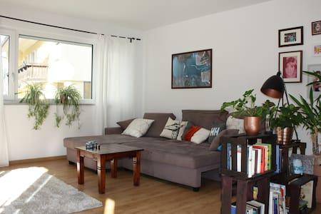 Große Wohnung im Allgäu und in Bodenseenähe - Lindenberg im Allgäu