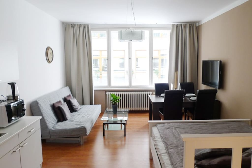 NEW nice apartment in city center