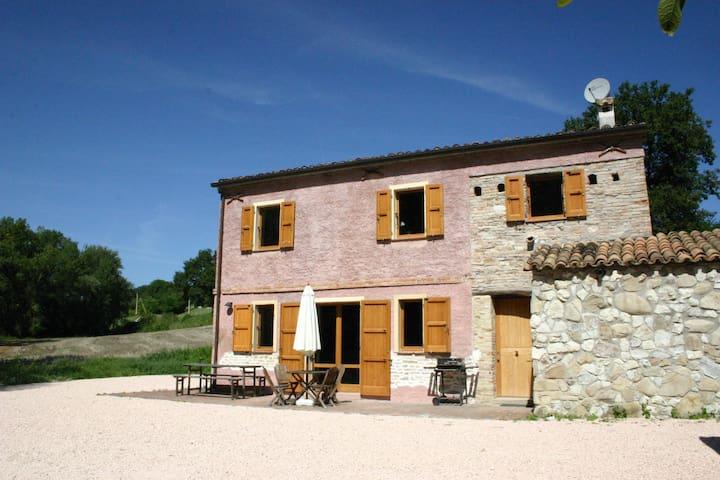 Molino Felce - Montefelcino  - Casa