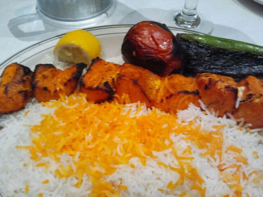 Is Raffi S Best Persian Food