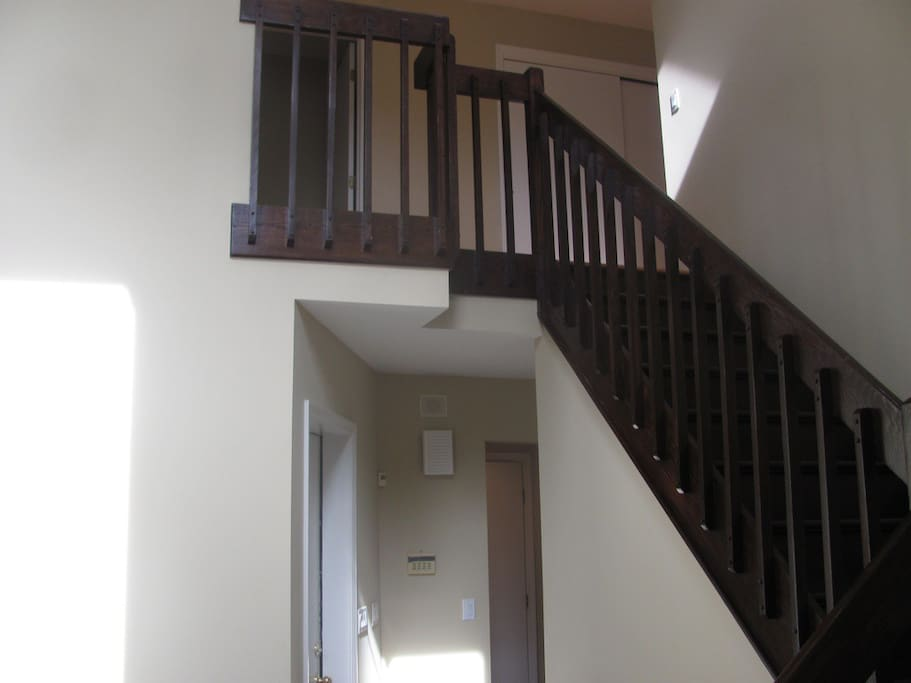 Main Ent. 2nd Fl Stairs