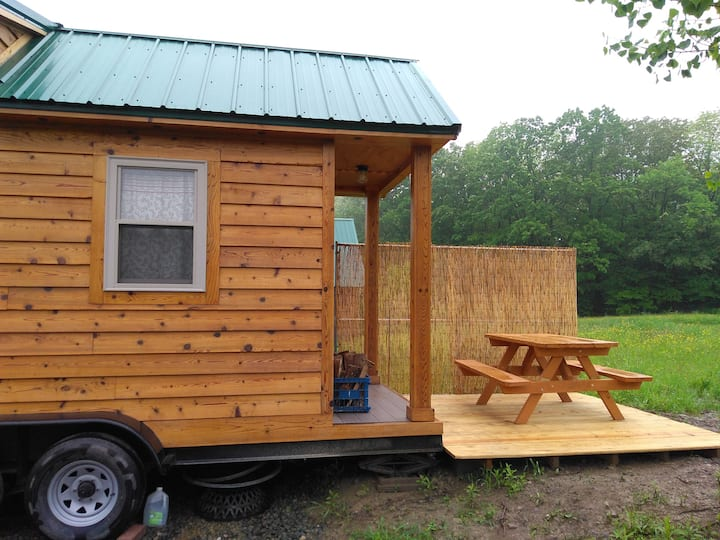 Tiny House Retreat Cabin