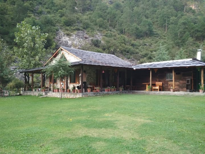 Private CABIN - The Great Himalayan National Park