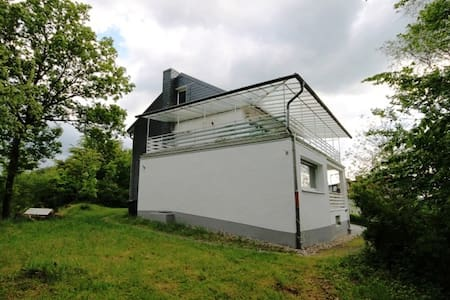 Wohnung mit phantastischem Ausblick - Engelskirchen - Lejlighed