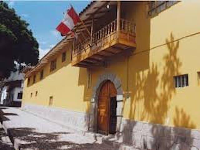 Casa del Sol Andahuaylillas