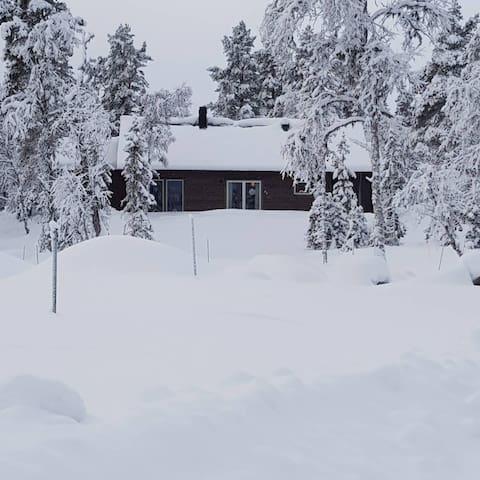 Härligt hus i Storsätern vid Grövelsjöfjällen