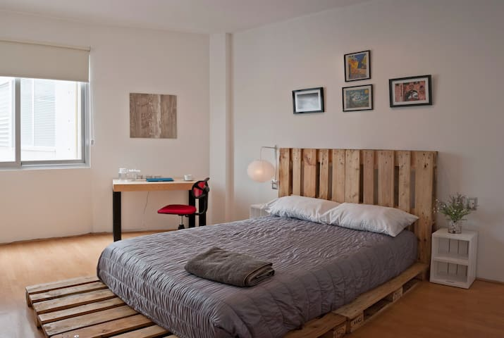 Shared Apartment +Design +CleanRoom +LaCondesa