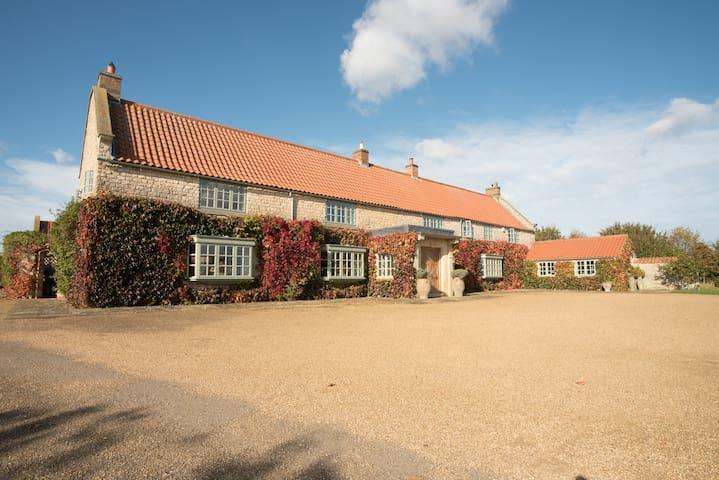 Heath Farm - Holiday Home, Ropsley