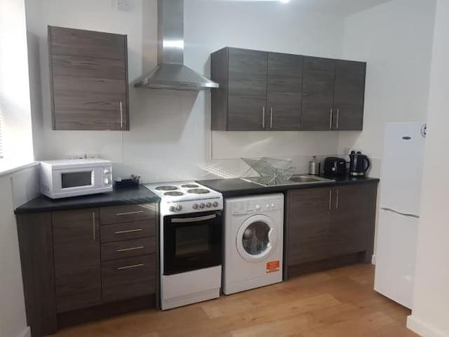HH417 1 Bed Apartment Leicester City Center
