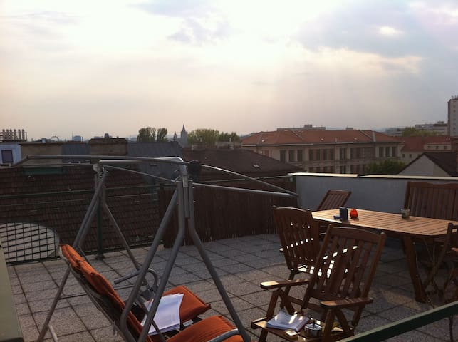 Roof Top Apartment Kaiserwasser