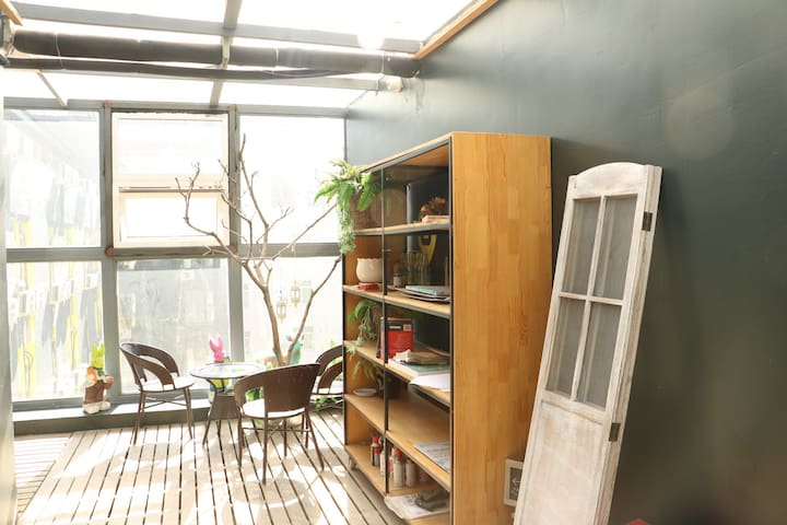 【麛】dreamlike loft 主题公寓(本周特惠) - Peking - Wohnung