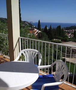 Lovely apartment with stunning views,Sutomore. - Sutomore - 公寓