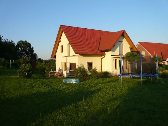 Ostsee-Ferienhaus-Landidyll in Ostseenähe - Retschow - Vakantiewoning