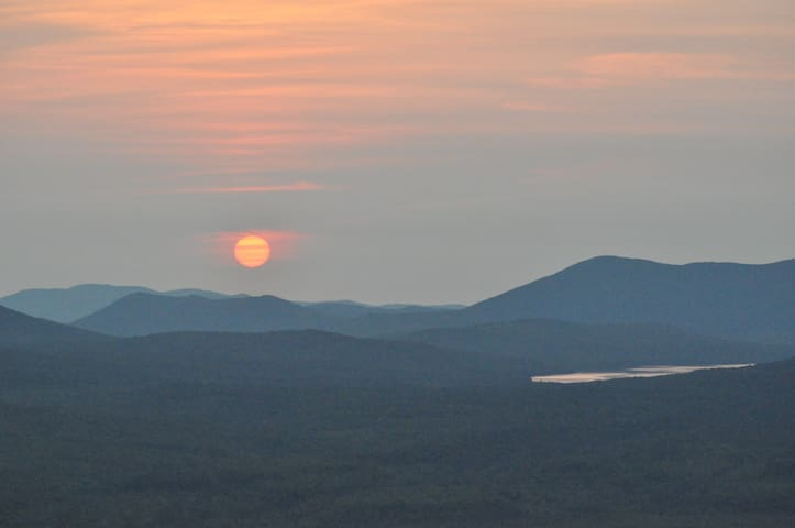 Book your Rangeley summer vacation today..