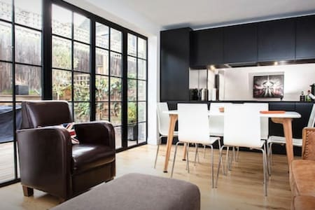 Superb Newly Refurbished Flat with Terrace - London - Wohnung