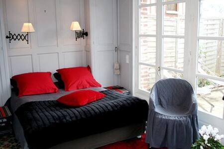 Chambre d'hôtes Pavillon royal - Berville-sur-Mer