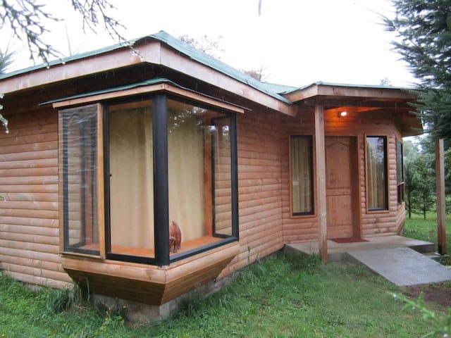 Cabaña Estandar, Rancho Esperanza - Licanray - Ev