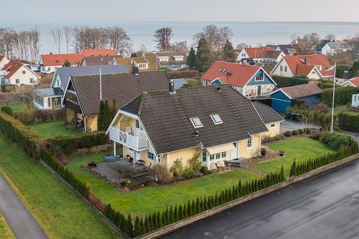 Härlig villa i Båstad