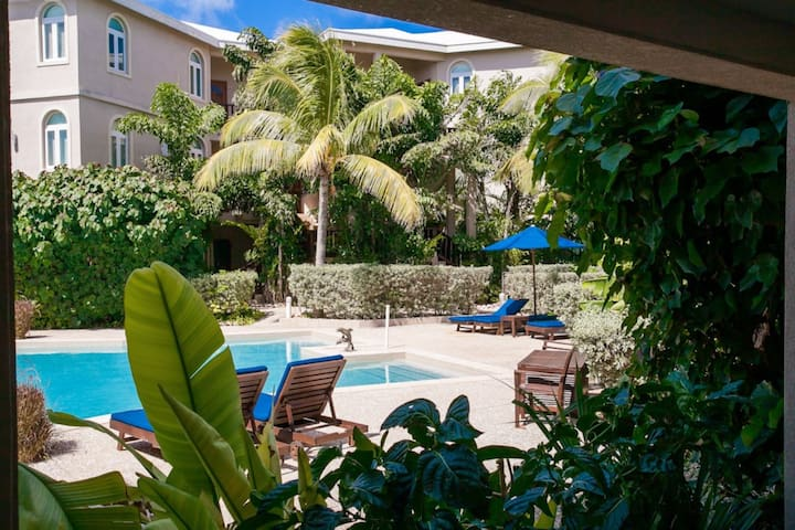 Fountain Garden View 2 Bedroom 2 Bath - Shoal Bay - Apartament