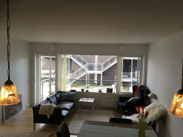 New modern apartment in the middle of Nuuk area - Nuuk - Huoneisto