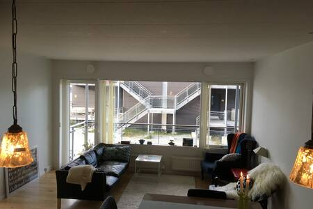 New modern apartment in the middle of Nuuk area - Nuuk - Appartement