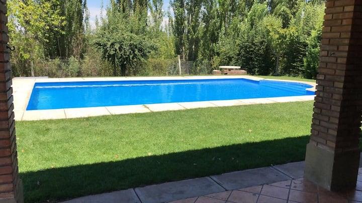 Casa Quinta en Vistalba