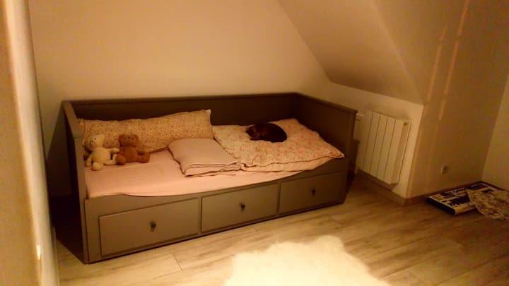 Chambre dans maison près de Paris